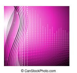 paarse , moderne, achtergrond