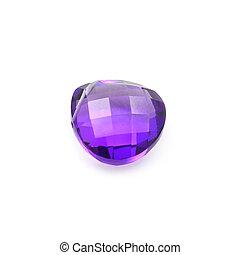 paarse , semiprecious, steen