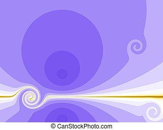paarse , spiraal, achtergrond