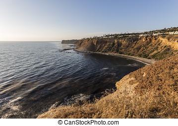 Pacific Coast View at Rancho Palos Verdes California
