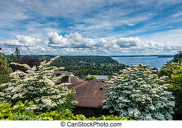 Pacific Northwest Living - A view of the Pacific Northwest...