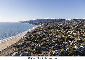 Pacific Palisades Los Angeles Ocean View Homes
