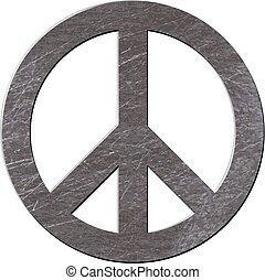 pacifista, señal