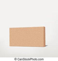 package brown cardboard box