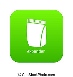 Package icon green