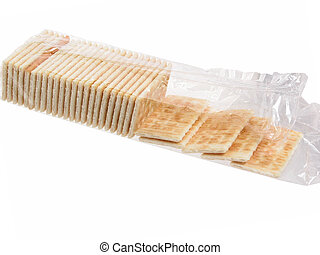 Package of Crackers