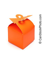 Package Orange Box