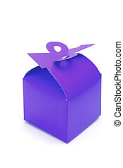 Package Violet  Box