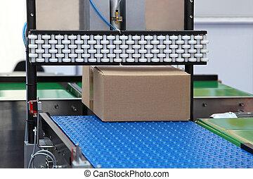 Packaging handling