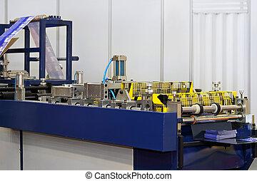 Packaging print machine