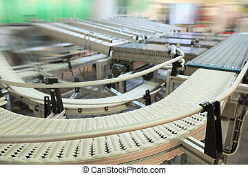 packing conveyor