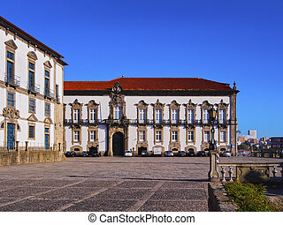 Episcopal Palace in Porto - Paco Episcopal do Porto -...