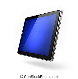 Pad - blank screen