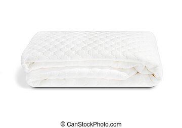 Isolated padded for mattress