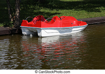 paddeln boot