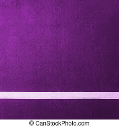 Paddle purple badminton court texture with white line
