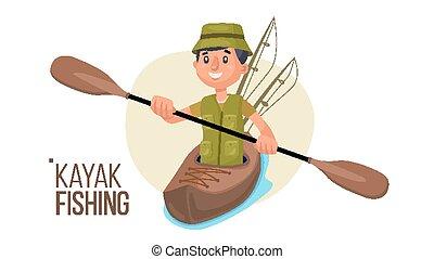 Download Kayaker Clip Art and Stock Illustrations. 385 Kayaker EPS ...