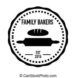 padeiros, emblema, família