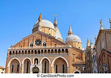 Padova Basilica di Sant Antonio 01