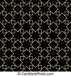 padrão, árabe, fundo