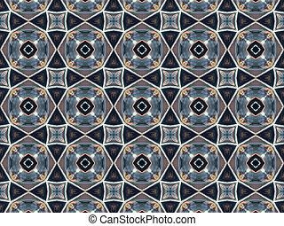 padrão, abstratos, cinzento, textura