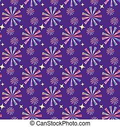 padrão, abstratos, circo, seamless, vetorial, geomã©´ricas