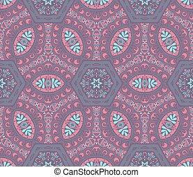 padrão, abstratos, geomã©´ricas, mosaico, seamless