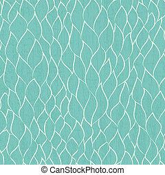 padrão, abstratos, seamless, folheia