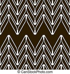 padrão, abstratos, seamless, formas, formando, geomã©´ricas, ponteiros
