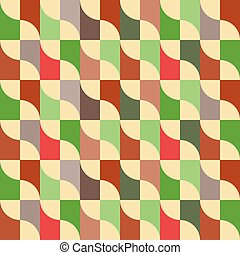 padrão, abstratos, seamless, fundo