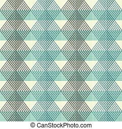 padrão, abstratos, twill, seamless