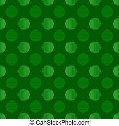 padrão, abstratos, verde escuro, fundo, círculo, repetindo