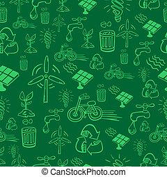 padrão, alternativa, verde, energia