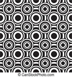 padrão círculo