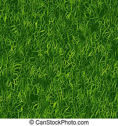padrão, capim, verde