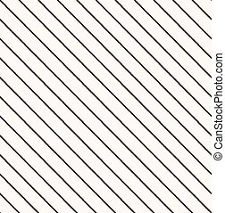 padrão, diagonal, seamless, listras