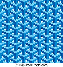 padrão, escher, seamless