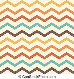 padrão, espantoso, seamless, coloridos, geomã©´ricas