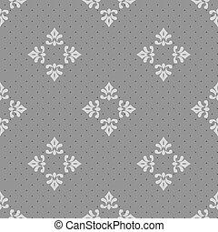 padrão floral, seamless, 05