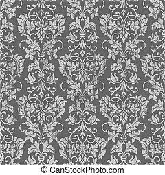 padrão floral, vetorial, seamless