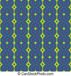 padrão, geomã©´ricas, seamless, étnico