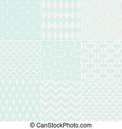 padrão, geomã©´ricas, seamless, textured