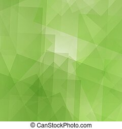 padrão, geomã©´ricas, verde