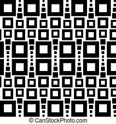 padrão, grade, seamless
