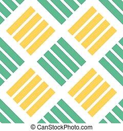 padrão, listrado, linhas, seamless, geomã©´ricas