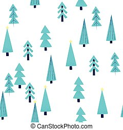 padrão, natal, seamless