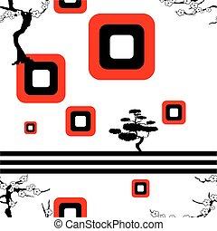 padrão, nippon, background3, japoneses
