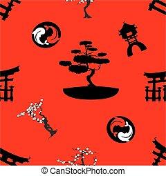 padrão, nippon, japoneses, background2