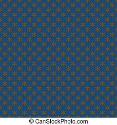 padrão, papel parede, -, seamless, vetorial, fundo, geomã©´ricas, snowflake