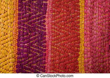 padrão, peru, tradicional, tecido, fundo, colorido,...